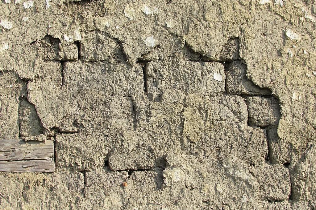 Lehmwand