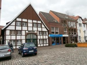 Fachwerkhaus im Münsterland